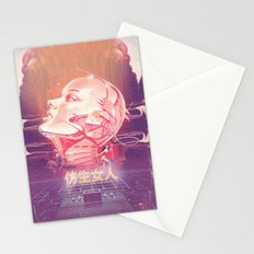 BIONIC WOMAN Stationery Cards