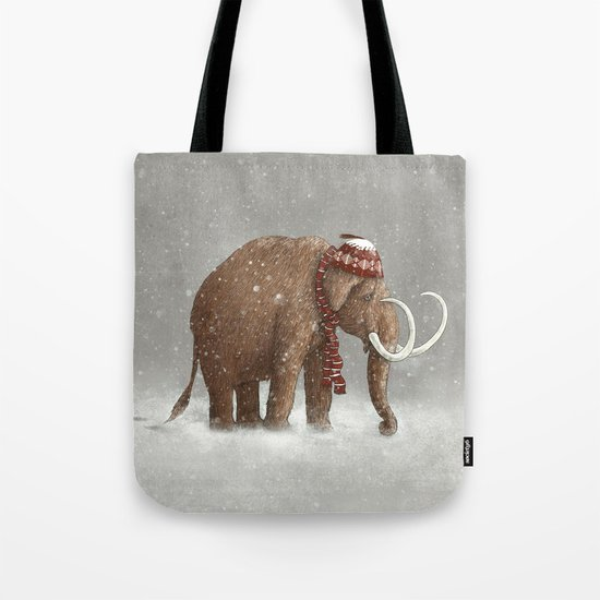 The Ice Age Sucked Tote Bag