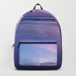 Seascape Sunset Backpack