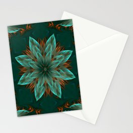 The flower of hope  Stationery Cards