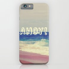 Ahoy! iPhone 6s Slim Case