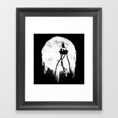 Midnight Adventure Framed Art Print