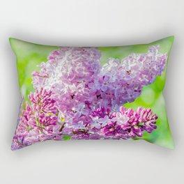 Sweet lilac Rectangular Pillow