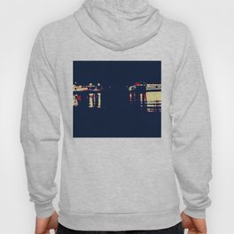 Dark Arrivals - Ferry series I Hoody