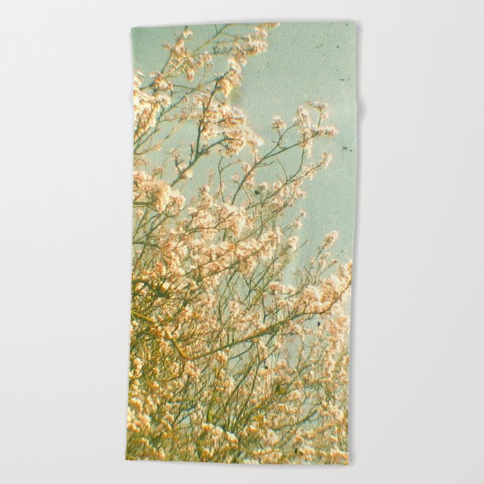 Spring Beach Towel