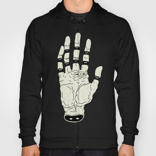 THE HAND OF ANOTHER DESTYNY Hoody
