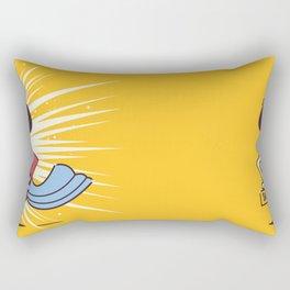 Underdog! Rectangular Pillow