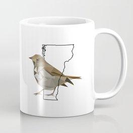 Vermont – Hermit Thrush Coffee Mug