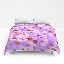 Red poppies S05 Comforters