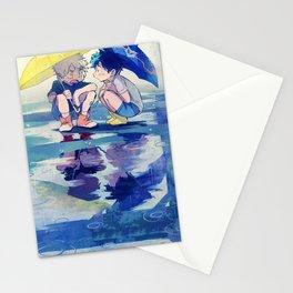 My Hero Academia   Izuku Midoriya   Deku Stationery Cards