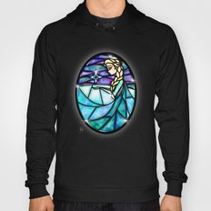 Stained Glass Elsa Hoody