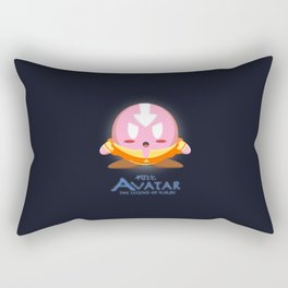 Avatar Kirby Rectangular Pillow