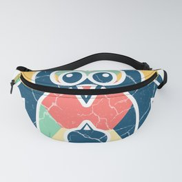 Penguin Gift, Antarctic South Pole Emperor Penguin Fanny Pack