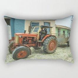Trinidad tractor Rectangular Pillow