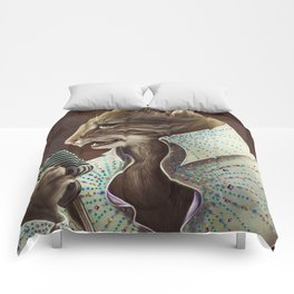Elvis Petme Comforters