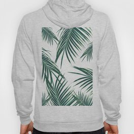 Green Palm Leaves Dream #2 #tropical #decor #art #society6 Hoody