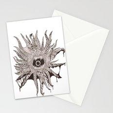 Ink'd Kraken Stationery Cards