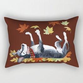 September Angel Rectangular Pillow