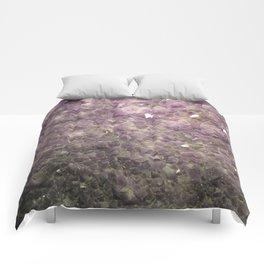 Amethyst Purple Crystal ][ Comforters