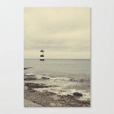 Pen Mon lighthouse Canvas Print