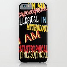 mind blown iPhone 6s Slim Case