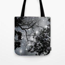 Starry Night Sky Tote Bag