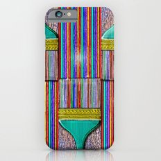 A Brush with Wet Paint iPhone 6 Slim Case
