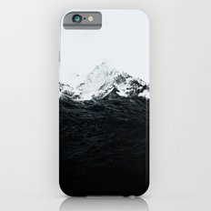 Those waves were like mountains iPhone 6 Slim Case