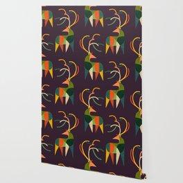 Antler Wallpaper