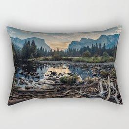 May Your Adventures Be Wild Rectangular Pillow