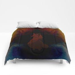 Clouded Fox Comforters