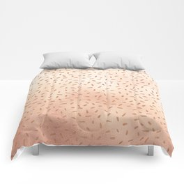 Rose Gold Party Comforters