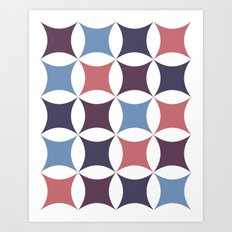 circular points Art Print
