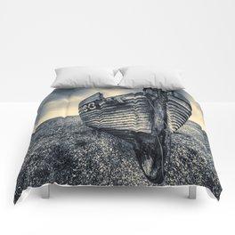Broken Boat Comforters