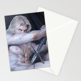 The Tragic Prince Stationery Cards