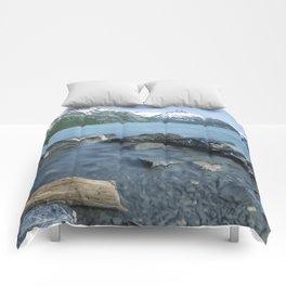 Portage Lake, No. 3 Comforters