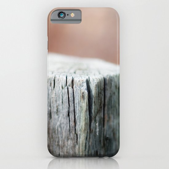 Fence Post iPhone & iPod Case