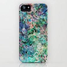 Banksia Cool Blue iPhone (5, 5s) Slim Case