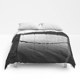 WHITE&BLACK Comforters