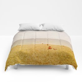Beach Days II Comforters