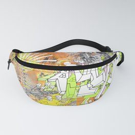 All City Fanny Pack