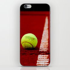down and out iPhone & iPod Skin
