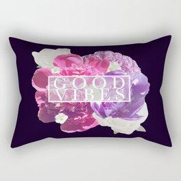 Good V I B E S Rectangular Pillow