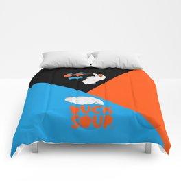 duck soup Comforters