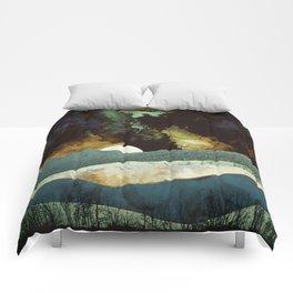 Storm Clouds Comforters