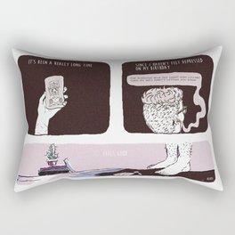 The Chariot Rectangular Pillow