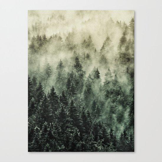 Everyday // Fetysh Edit Canvas Print