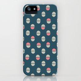 Acorns pattern iPhone Case