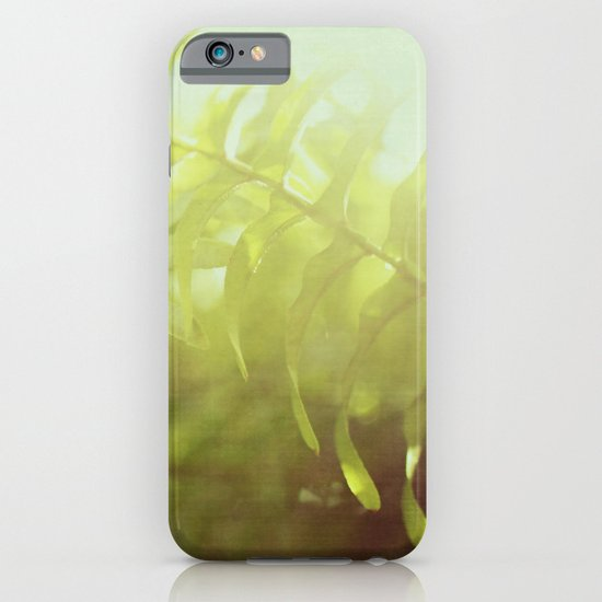 fern goodness iPhone & iPod Case
