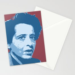 Hannah Arendt Stationery Cards